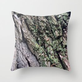 Freedom Photography Throw Pillow