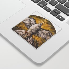 Come Holy Spirit Sticker