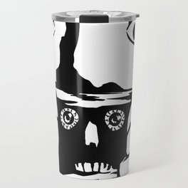 BRAINDEAD aka DEAD ALIVE Collectible Beth Bacon Design no. 3 Travel Mug