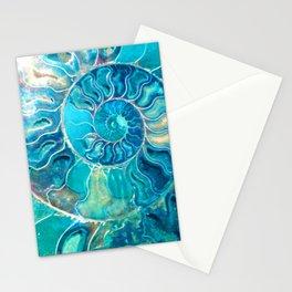 madagascar spiral serendipity Stationery Cards