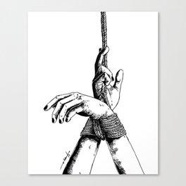 Constraints Canvas Print