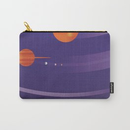 Voyager Grand Tour Science poster Carry-All Pouch