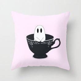 You're My Cuppa Tea Throw Pillow