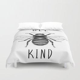 Bee Kind Duvet Cover