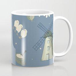 the mill in spring Coffee Mug