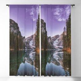 Destination: Solitude Blackout Curtain