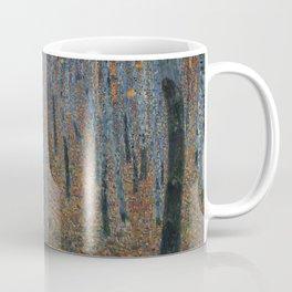 Gustav Klimt - Beech Grove Coffee Mug
