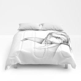 Elephant Origami Comforters
