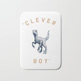 Clever Boy Bath Mat