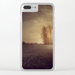 precious Clear iPhone Case