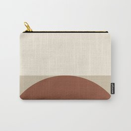 Abstract Geometric 01C Carry-All Pouch
