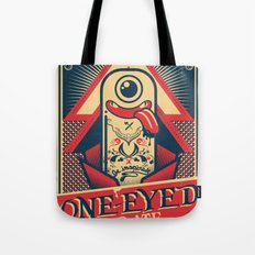 One-eyed Pirate Tote Bag
