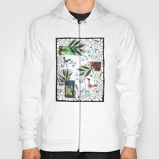 Through the jungle web Hoody
