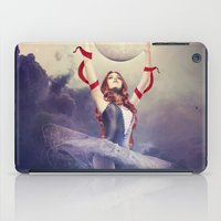 evolution iPad Cases featuring Evolution by Kryseis Retouche