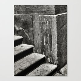 Staircases Canvas Print