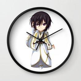 Lelouch vi Britannia Wall Clock