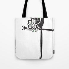 Mona Monkey Tote Bag