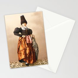 European peasant Stationery Cards
