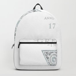The Room Three - Grey Holm T-Shirt Backpack