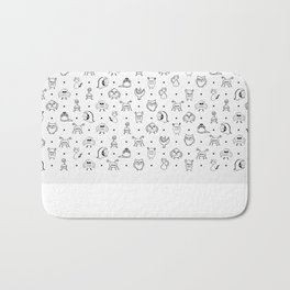 Monster Cuties Bath Mat