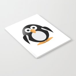 Funny penguin Notebook