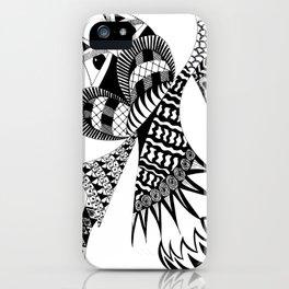 Ubiquitous Bird iPhone Case