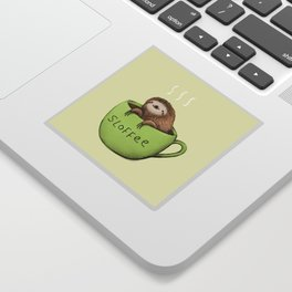 Sloffee Sticker