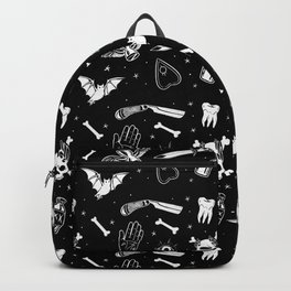 A Few Macabre Things Backpack