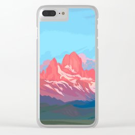 Patagonia Clear iPhone Case