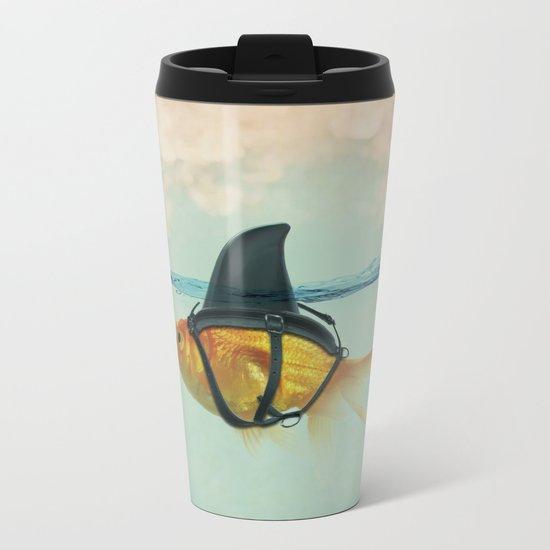 Brilliant Disguise (RM) Metal Travel Mug