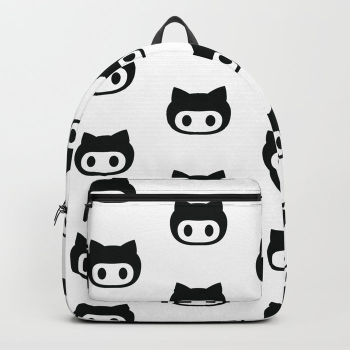 Gitface Quote Backpack