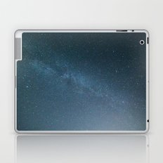 Milky Way Blue Laptop & iPad Skin