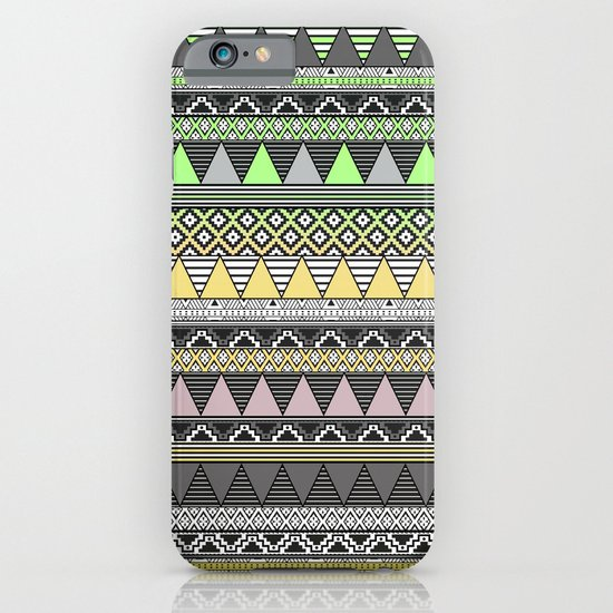 CELADON & HANSA YELLOW iPhone & iPod Case