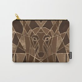 Art Deco Dachshund dog Carry-All Pouch