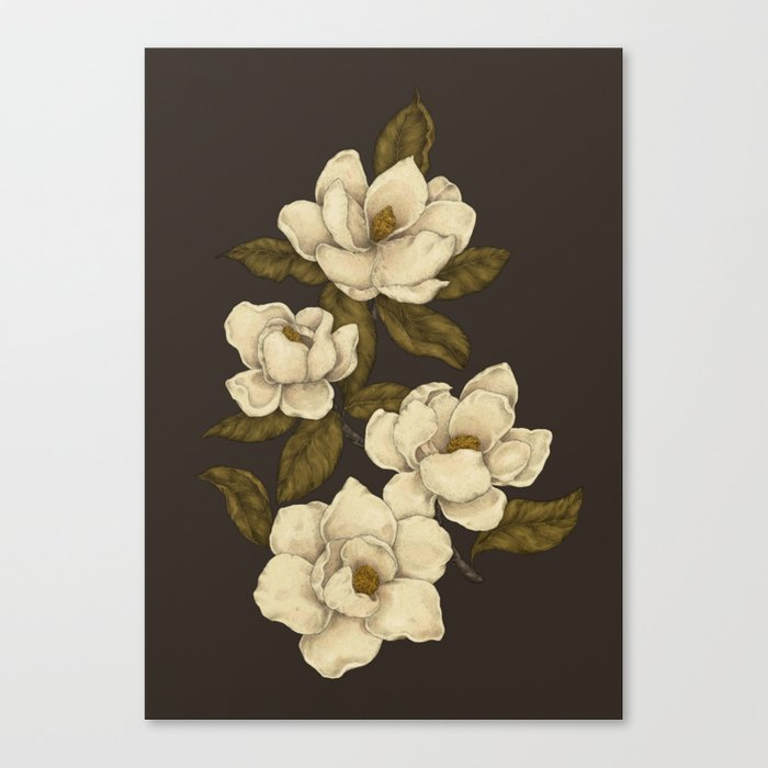 Magnolias Leinwanddruck