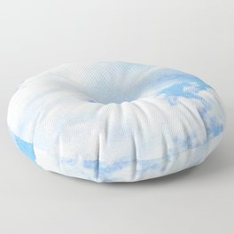 CLOUDY SKY Floor Pillow