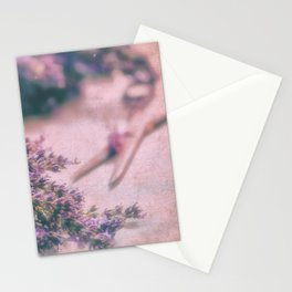 Lavender Revival Stationery Cards