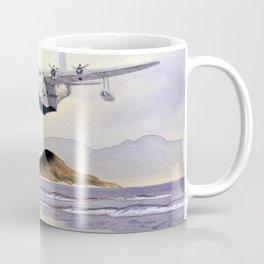 Short Sunderland Aircraft Coffee Mug