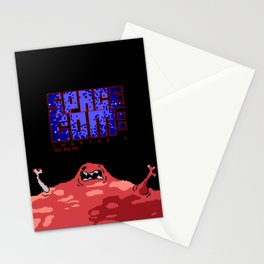 The Big Gib: SpaceCom Chapter 1 - Game Art Stationery Cards