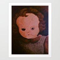 Millicent Art Print