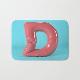 Inflatable 3D Type Bath Mat