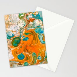 Pele Flow Stationery Cards