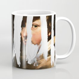 Untitled (Finger Paint 2) Coffee Mug