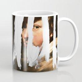 Untitled (Finger Paint 2) Coffee Mug