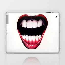 Mouth Laptop & iPad Skin