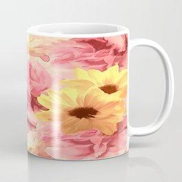 Summer Day Floral Coffee Mug