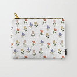 Wild Mountain Flower Dreams Carry-All Pouch