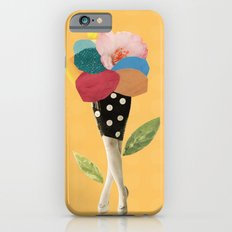 all flowers in time bend towards the sun iPhone 6s Slim Case