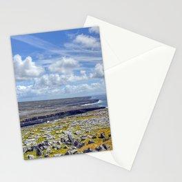 Aran Islands in Ireland Stationery Cards