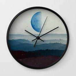 Babymoon Wall Clock